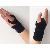 Buy cheap Breathable Neoprene Wrist Wrap Brace 2  Protect the weak wrist  help for relieving swellings  sprains  arthritis pain from Wholesalers