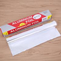 Buy cheap Freshness Retaining Kitchen Grill Aluminium Foil , Large Aluminum Foil For Takeout from Wholesalers