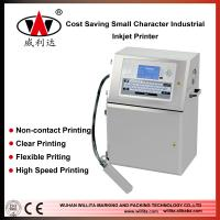 China Expiry date batch time serial number automatic direct jet printer on sale