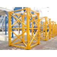 Buy cheap OEM standard section for tower crane exported from Wholesalers