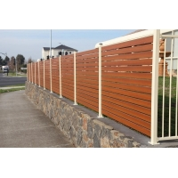 China Decorative Garden Fence Panel General Aluminum Frame Extrusions on sale
