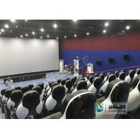China Motion 6D Movie Theater factory