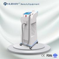 Quality 808 nm diode laser hair removal machine for beauty center equipment for sale