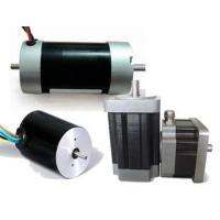 China 2 Poles Permanent Magnet Brushless / Brushed Dc Electric Motor , 5w - 1200w on sale