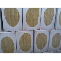 China Rockwool Insulation Board for sandwich panels factory