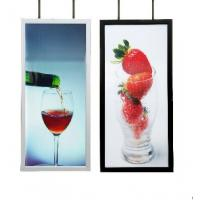 Buy cheap Wall Advertising Billboard colorful Backlit Poster Printing for Indoor / outdoor light box from Wholesalers