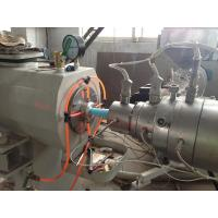 China Φ20—Φ63mm PPR pipe with bule color produce making machine line factory