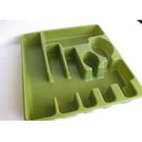 Quality Recycle Vacuum Formed Packaging Trays Packaging Insert Tray SGS Certification for sale