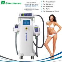 Buy cheap 3 Treatment handles 2019 hot sale cryolipolysis fat freezing body slimming fat from wholesalers