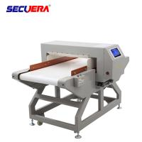 China Food Security Conveyor Belt Metal Detector 25m / Min Speed For Factory Assembly Line factory