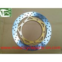 Buy cheap Bajaj NS200 Motorcycle Spare Parts Sport Bike Front  Rear Steel Brake Disc 276mm from Wholesalers