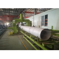 China 405mm ERW Pickled Stainless Steel Welded Tubes for Superheater factory