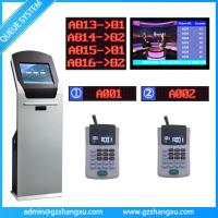 Quality Complete Intelligent Bank Wireless Queue Management System,ticket dispenser system wholesale