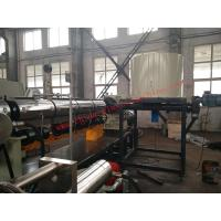 China Side force feeder two stage PP PE pelletizing machine granulation machine factory
