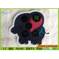Buy cheap Durable And Flexible Heat Sensitive Stickers , Temperature Sensor Sticker from Wholesalers