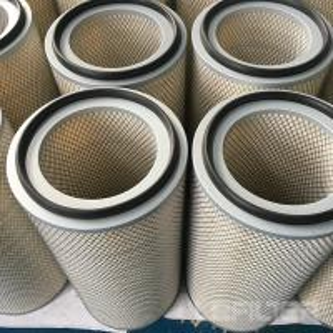 China Polyester fiber air filter cartridge factory