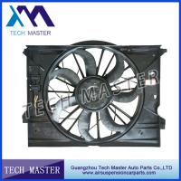 Quality Radiator Condenser Automotive Cooling Fans Mercedes W211 Electric Fans For Cars for sale