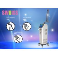 Buy cheap Multi - Function CO2 Fractional Laser Machine Max Distance Scan Mode CE Approved from Wholesalers