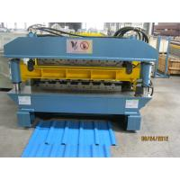 Buy cheap Double Layer Profile Steel Rolling Machine For Roof and Cladding from Wholesalers