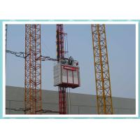 Buy cheap Mining Industrial Passenger And Material Hoist with CE Certificate from Wholesalers