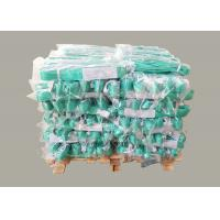 Buy cheap 2T Polyester Flat Webbing Sling Green Color For Railway Construction from Wholesalers