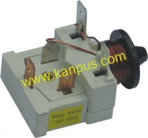 China Refrigerator White Danfoss short relay A-004 (compressor parts, A/C spare parts, HVAC/R part, refrigerator part) factory