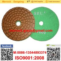 Buy cheap Flexible 4 Inch Diamond Polishing Pad For Marble And Granite Wet Polishing Pad from wholesalers