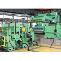 China Full Automatic Steel Slitting Line Operator Safety Strong Power For CR Material factory