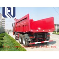Buy cheap High Torque Heavy Duty Dump Truck With Air Suspension Short Flat Cab from Wholesalers