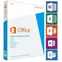 Buy cheap Online Activation Microsoft Office 2013 Home and Business Product Key Code/ from wholesalers