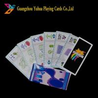 Buy cheap CMYK PMS Color Tarot And Oracle Cards , Personalized Oracle Card Decks from Wholesalers