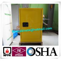 China Fire Resistant Industrial  Safety Cabinet , Flame Proof Storage Cabinets 20 Gallon factory