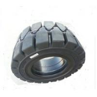 China TOYOTA / Linde Quick Solid Pneumatic Forklift Tires 23x10x12 23x10-12 For Warehouse Trucks on sale