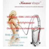 Buy cheap body sculpting liposuction therapy cellulite RF Kuma shape/ Body Cavitation Vacuum Shaping/ laser slimming from Wholesalers