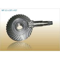 Buy cheap CNC Machining Precision Helical Bevel Gears For Machine Parts from Wholesalers