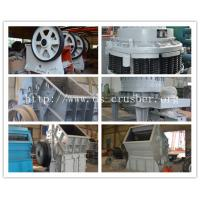 Buy cheap Crushing Machine Used As Rock Crushers For Sale from Wholesalers