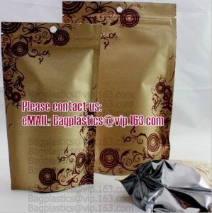 China Kraft paper bags, Cookie packaging, Tea pack, Coffee pack, Oil packaging, Juice pack factory