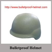 Buy cheap Wholesale Low Price China PASGT MICH 2000  Fast Aramid Bulletproof Helmet from Wholesalers