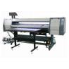 Buy cheap 1.8m UV Hybrid Flatbed Digital Printing Machine For Rigid Board / Vinyl Printing from wholesalers