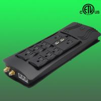 China 3000Joules home office surge protector /suppressor, phone fax coaxial protected factory
