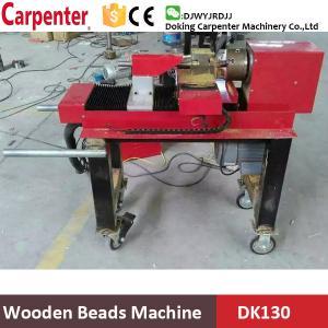 very good quality cnc wood beads making machine