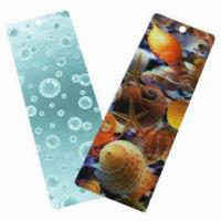 China 3D Printing Bookmark, Customized Designs are Welcome factory
