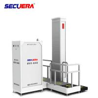 China Remote Control Body Metal Detectors X Ray Inspection Systems 180V-240V 50/60Hz factory