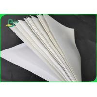 China 120GSM - 600GSM Stone Paper / Rich Mineral Paper High Whiteness Recyclable on sale
