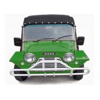 Buy cheap Road Legal Mini Moke Jeep , Classic 4 Wheel Moke Accessories Assembly Plant from Wholesalers