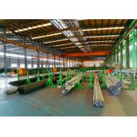 China ASTM A270 TP304 304L Stainless Steel Welded Pipe For High Pressure Power Boiler factory