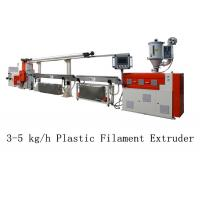 Buy cheap Custom  PLA / PA Nylon / ABS 3d Printer Filament Making Machine from Wholesalers