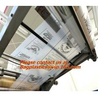 Buy cheap Nylon, Poly Co-Extrusion Transparent Thick plastic roll, Poly tubing, Poly from wholesalers