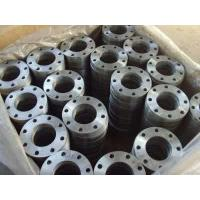 China Carbon Steel Forged Flange for export made in china wth high quality and low price  for export  on buck sale factory