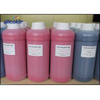 China Epson DX4 Head Printer Solvent Ink For Roland / Mimaki Printing Machine factory